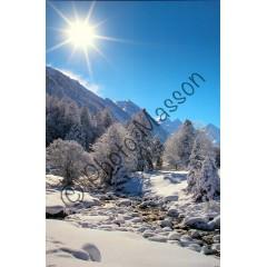 Neige à la Fruitière